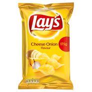 Lay's Cheese & Onion 175 gram