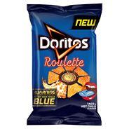 Doritos Roulette blue 9 x 170 gram