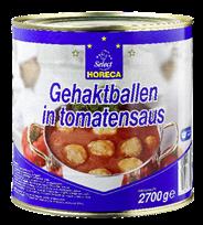 Horeca Select Gehaktballen in tomatensaus 2,7 kg