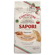 Sapori Cantuccini Almond Biscotti Toscani IGP 175 g
