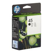 HP 45 Inktcartridge zwart