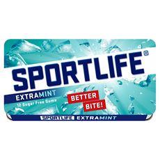 Sportlife Extramint doos 48 x 18g