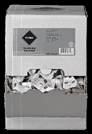 Rioba Suiker triangel 500 x 4,5 gram