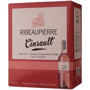 Ribeaupierre VDP CINS Rose BIB 3 liter