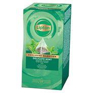 Lipton Exclusive Selection Subtiele Munt 25 zakjes