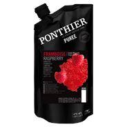 Ponthier Puree Framboos 1 kg