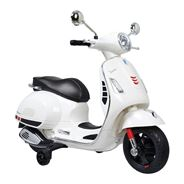 Vespa E-Scooter GTS wit