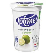 Optimel Drinkyoghurt limoen 250 ml