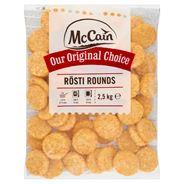 McCain Rösti Rounds 2,5 kg