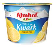 Almhof Volle kwark citroen 500 gram
