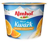 Almhof Volle kwark Spaanse sinaasappel 500 gram