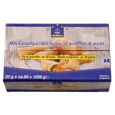 Horeca Select Mini loempia kip 60 x 20 gram