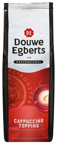 Douwe Egberts Cappuccino topping 1 kg
