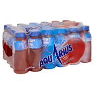 Aquarius Red peach PET 24 x 330 ml