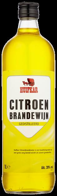 Huifkar Citroen Brandewijn 1 liter