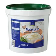 Horeca Select Mayonaise 70% 10 liter.