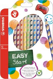 Stabilo Easycolors Kleurpotloden rechts 12 stuks