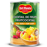 Del Monte Fruitcocktail op sap 12 x 415 gram