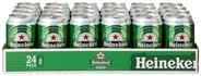 Heineken Pils blik 24 x 33 cl