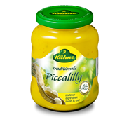 Kühne Traditionele piccalilly 6 x 370 ml
