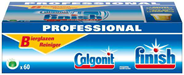 Finish Professional Bierglas Reinigingstabletten 60 stuks