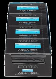 Mentos Gum Aqua kiss Alaskan 20 pakjes