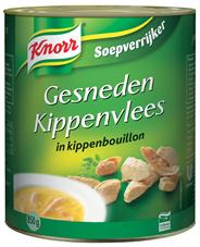 Knorr Soepverrijker gesneden kippenvlees 850 gram