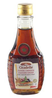 Citadelle Esdoorn siroop 189 ml