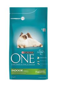 Purina One indoor kalkoen en granen 1,5 kg