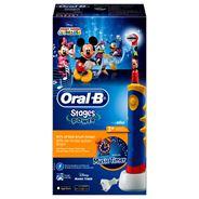 Oral-B Stages Kids Elektrische Tandenborstel Met Mickey-figuur
