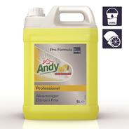 Andy Professionele Allesreiniger Citroen 5 liter
