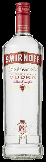 Smir vodka 1l