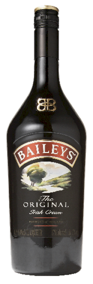 Baileys Original Irish cream 6 x 1 liter