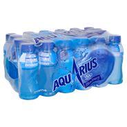 Aquarius Blue berry PET 24 x 330 ml