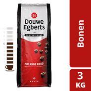 Douwe Egberts Melange Rood Koffiebonen 3kg