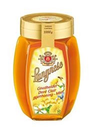 Langnese Goudhelder honing 1 kg