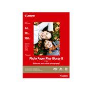 Canon PP-201 A4 Glans Wit pak fotopapier