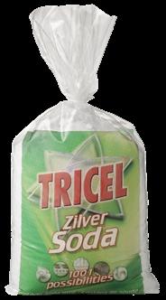 Tricel Zilversoda kristal 5 kg