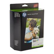 HP 363 Foto-inktcartridge multipack