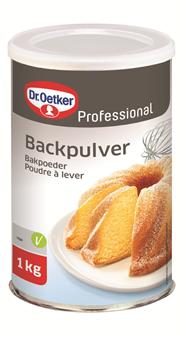 Dr. Oetker Backin bakpoeder 1 kg
