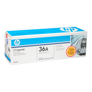 HP 36A Toner cartridge zwart