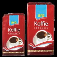 Aro Gemalen Koffie 4 x 250 gram