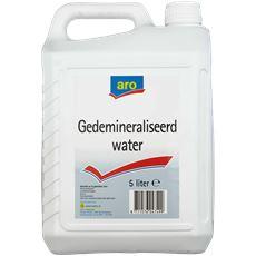 Aro Gedemineraliseerd water 5 liter