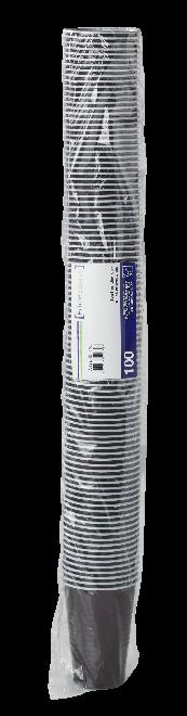 Horeca Select Automatenbekers bruin 180 ml 30 x 100 stuks