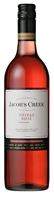 Jacob's Creek Shiraz Rosé 750 ml