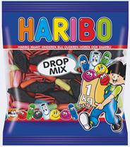 Haribo Gekleurde dropmix 1 kilo