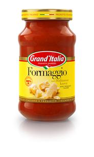 Grand'Italia Formaggio saus 400 gram