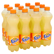 Fanta Orange PET 12 x 500 ml