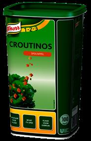 Knorr 1-2-3 Croutinos met spek en appel 700 gram