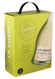 J.P. Chenet Colombard-Sauvignon Blanc bag in box 3 liter